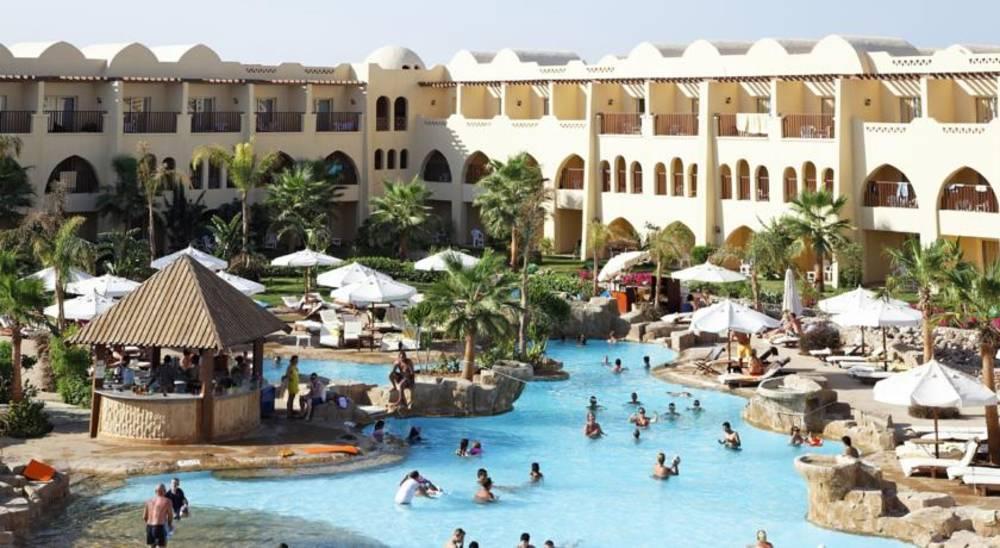 Holidays at Three Corners Palmyra Resort in Nabq Bay, Sharm el Sheikh