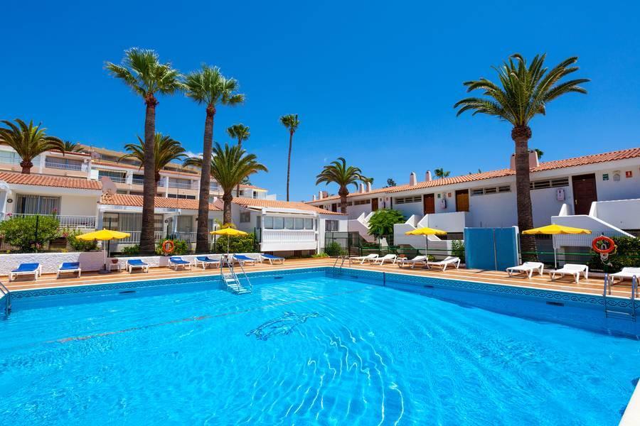 Holidays at Paradero Apartments in Playa de las Americas, Tenerife