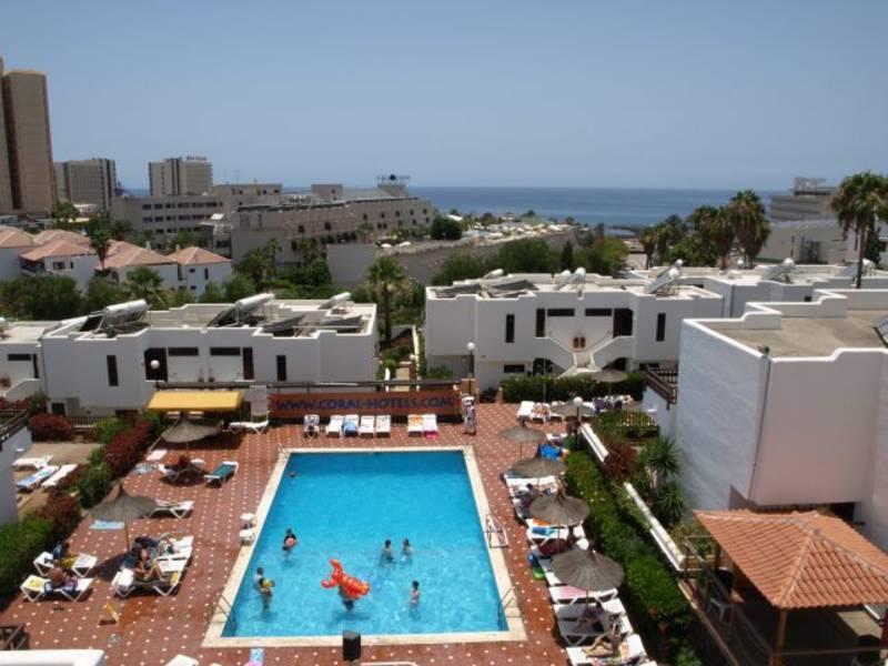 Holidays at Paraiso Del Sol Apartments in Playa de las Americas, Tenerife