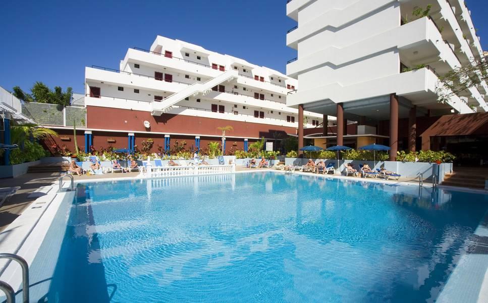 Holidays at Udalla Park Aparthotel in Playa de las Americas, Tenerife
