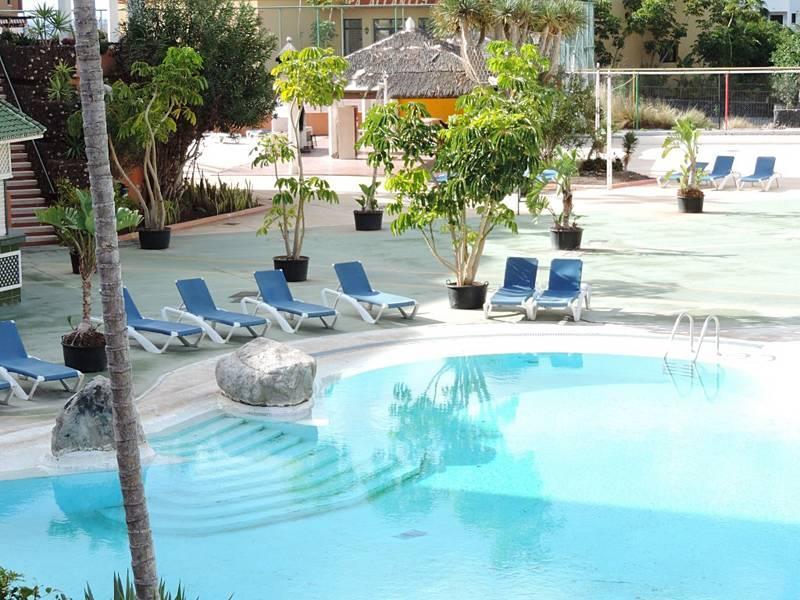 Holidays at Green Park Aparthotel in Golf del Sur, San Miguel de Abona