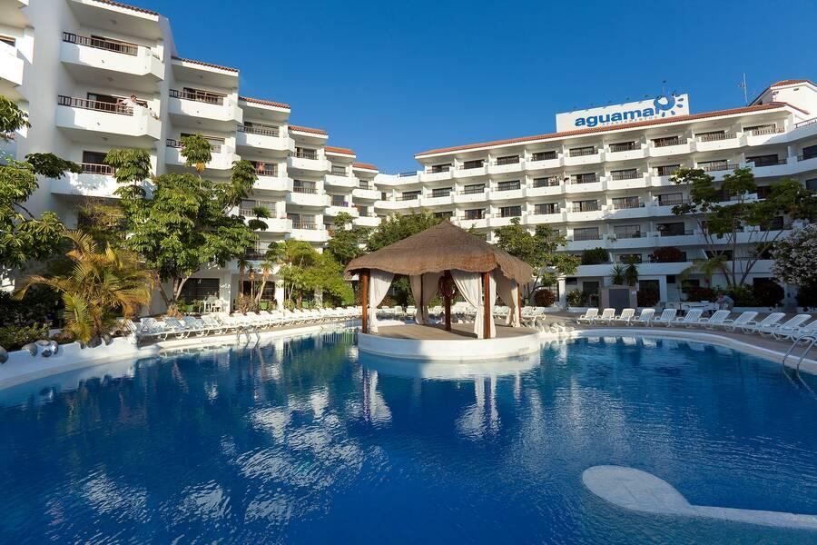 Holidays at Aguamar Apartments in Los Cristianos, Tenerife