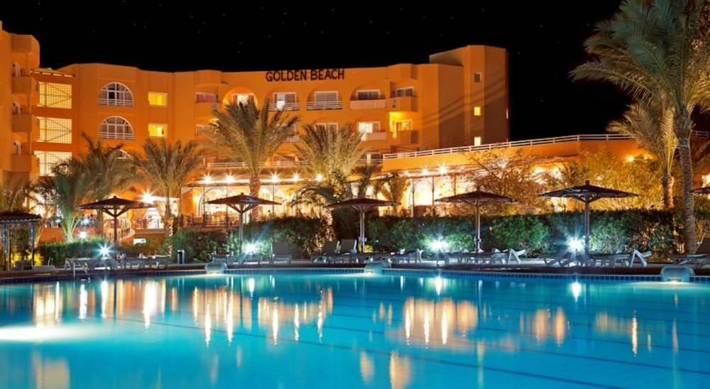 Holidays at Golden Beach Resort in Hurghada, Egypt