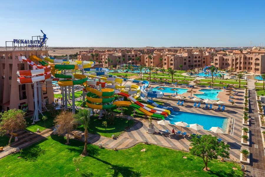 Holidays at Albatros Aqua Park Resort in Safaga Road, Hurghada