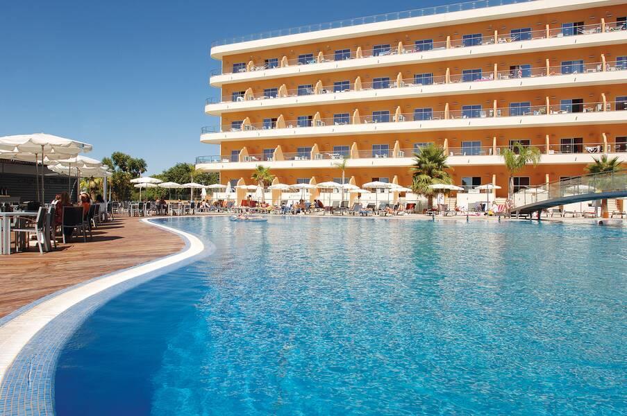 Holidays at Balaia Atlantico Aparthotel in Olhos de Agua, Albufeira