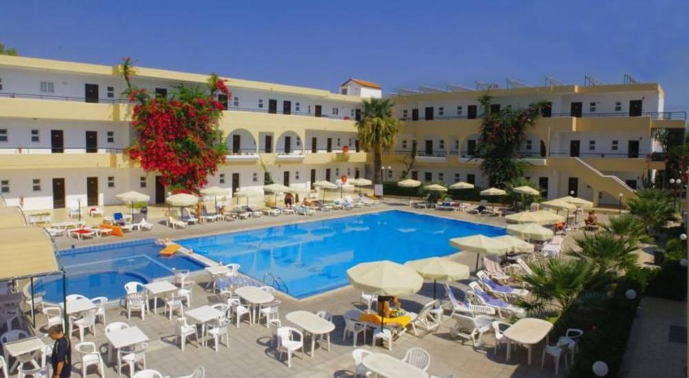 Holidays at Marathon Hotel in Kolymbia, Rhodes