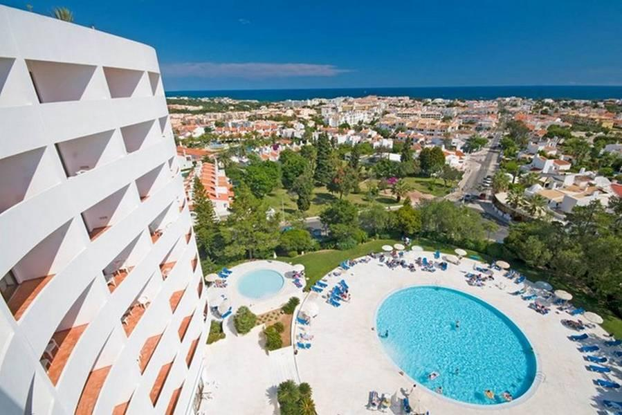 Holidays at Montechoro Hotel in Albufeira, Algarve