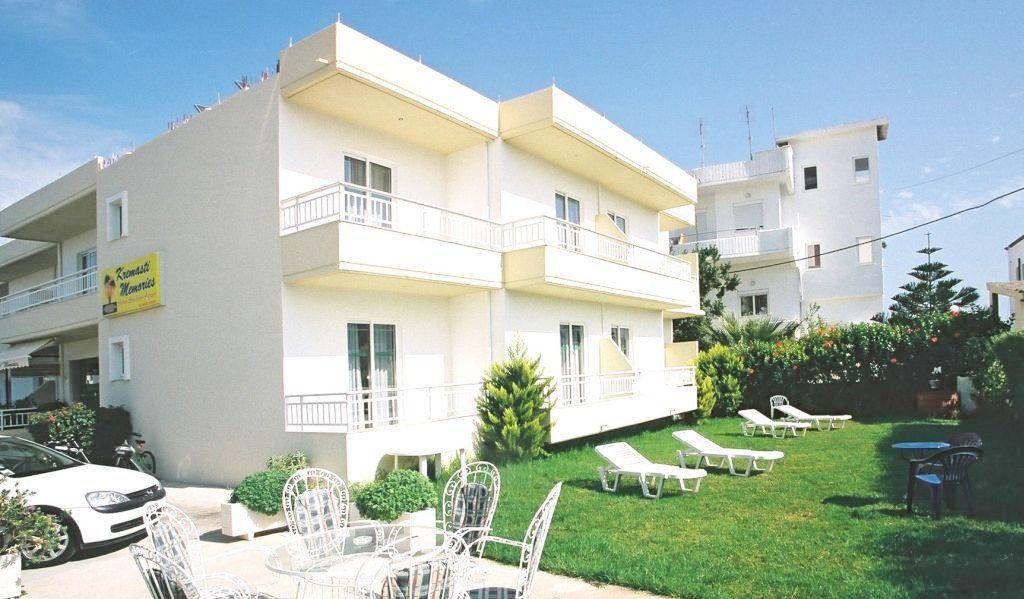 Holidays at Kremasti Memories Apartments in Kremasti, Rhodes