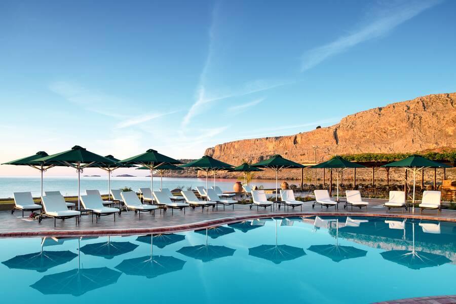 Holidays at Mitsis Lindos Memories Resort & Spa in Lindos, Rhodes