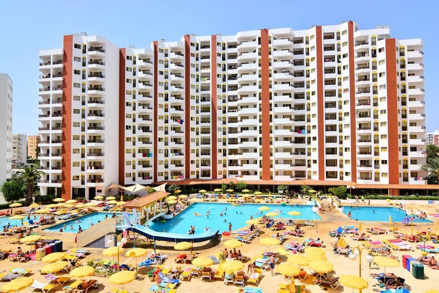 Holidays at Clube Praia Da Rocha in Praia da Rocha, Algarve