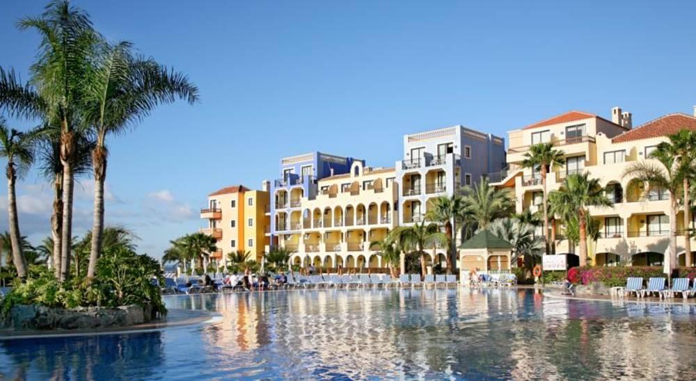 Hotel Bahia Principe Tenerife Playa Paraiso