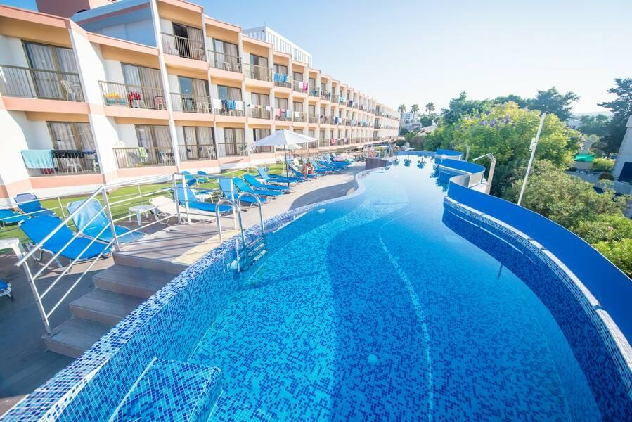 Holidays at Avlida Hotel in Paphos, Cyprus
