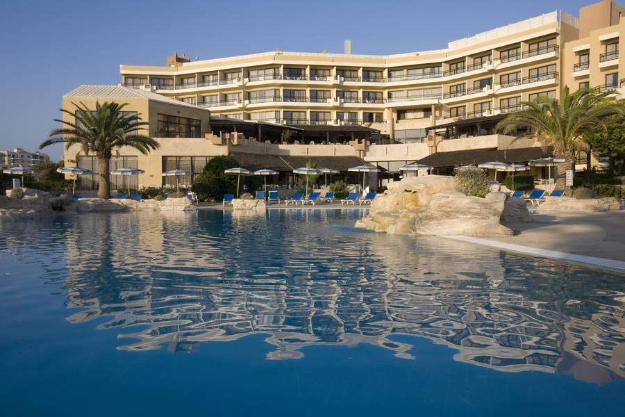 Holidays at Venus Beach Hotel in Paphos, Cyprus