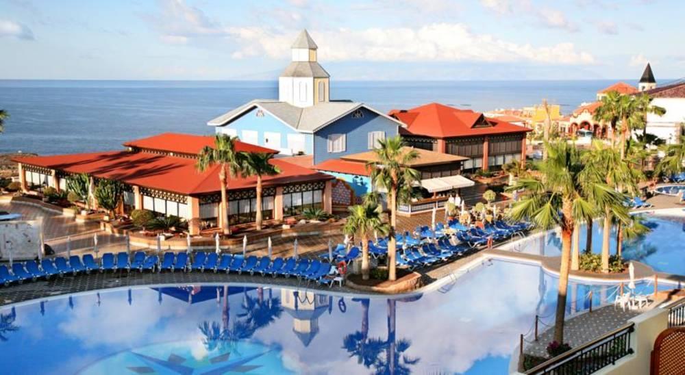 Holidays at Bahia Principe Costa Adeje Hotel in Playa Paraiso, Tenerife