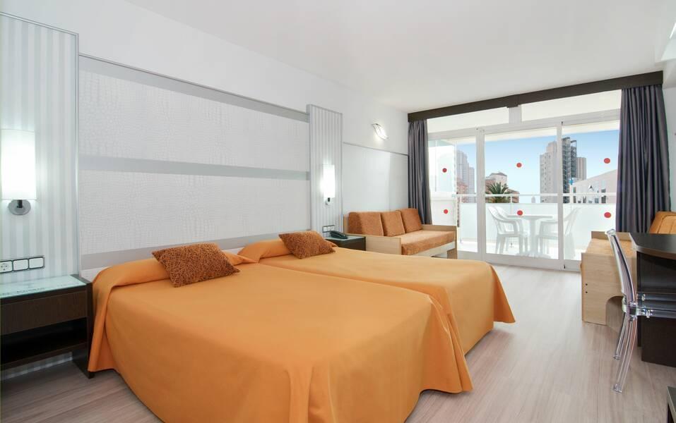 Holidays at Medplaya Flamingo Oasis Benidorm Hotel in Benidorm, Costa Blanca