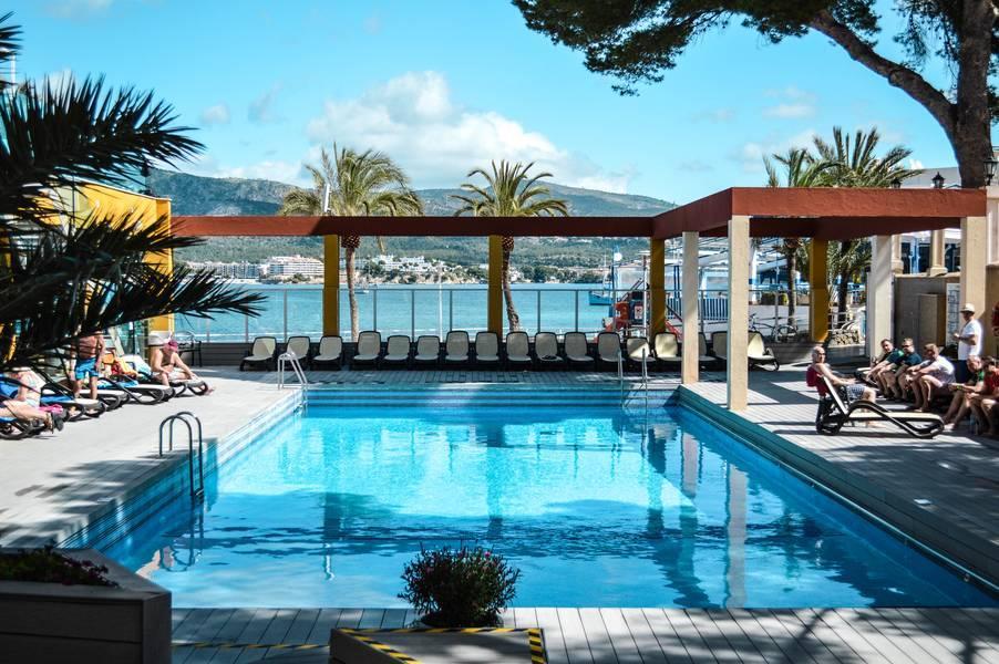 Holidays at Comodoro Playa Hotel in Palma Nova, Majorca