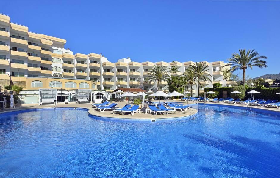 Holidays at Sol Lunamar Apartments - Adults Only in Palma Nova, Majorca