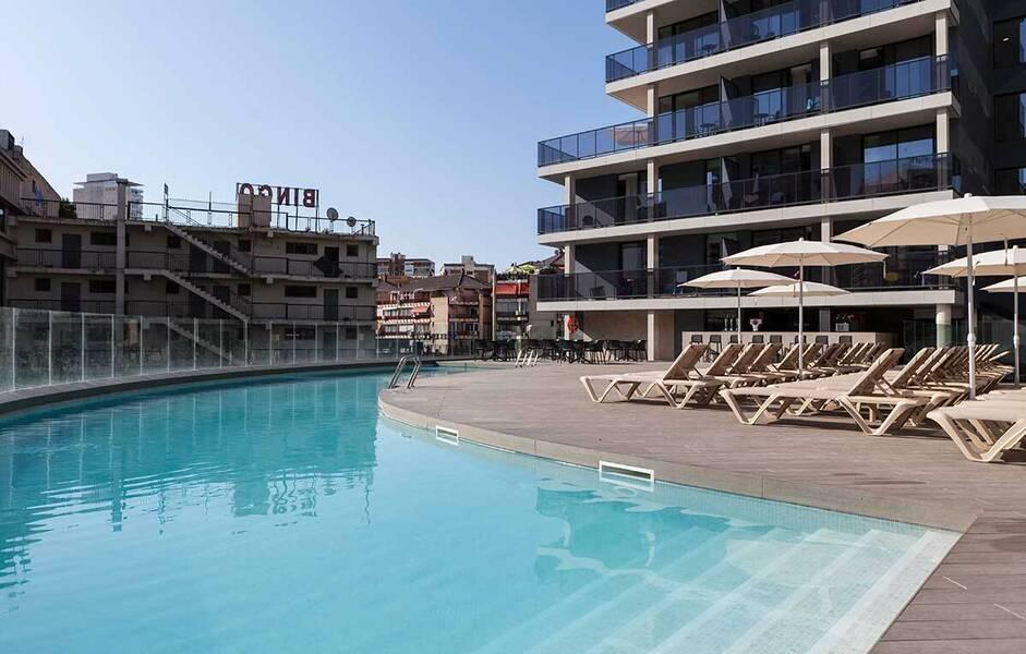 Holidays at Bristol Park Hotel in Benidorm, Costa Blanca