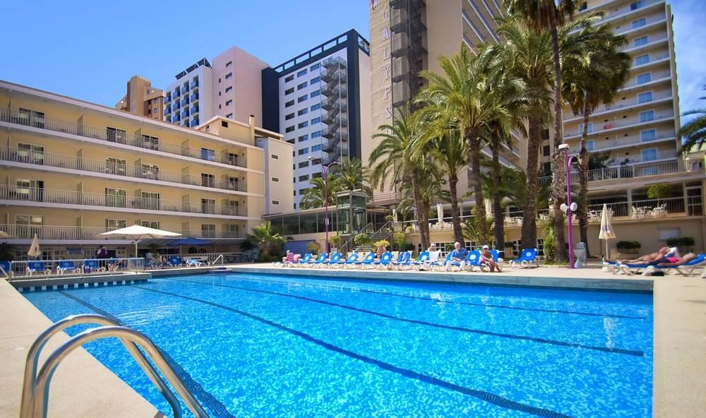 Holidays at Servigroup Calypso Hotel in Benidorm, Costa Blanca