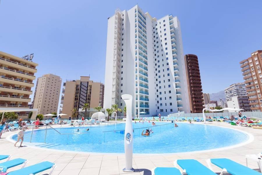 Holidays at Port Benidorm Hotel in Benidorm, Costa Blanca