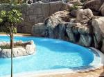 Holidays at Magic Atrium Beach Apartments in Cala Finestrat, Benidorm