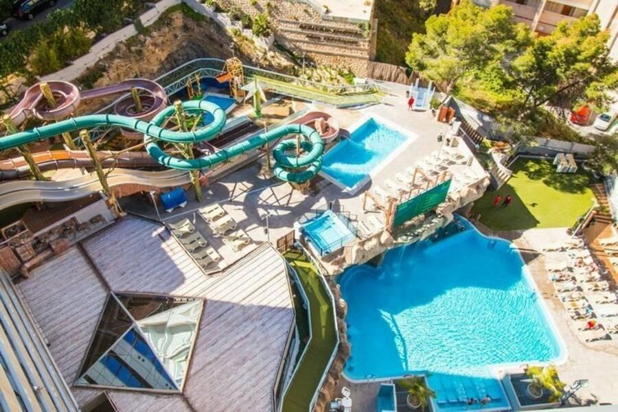 Holidays at Magic Rock Gardens Hotel in Benidorm, Costa Blanca