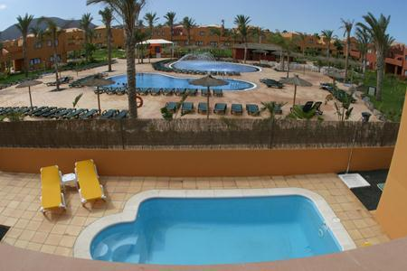 Holidays at Oasis Papagayo Villas in Corralejo, Fuerteventura