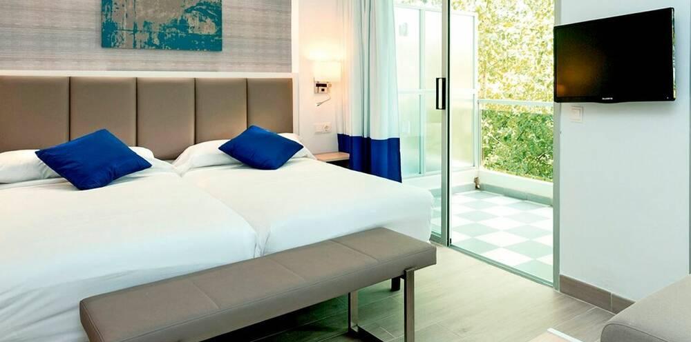Alcudia Pins Aparthotel Playa De Muro Majorca Spain