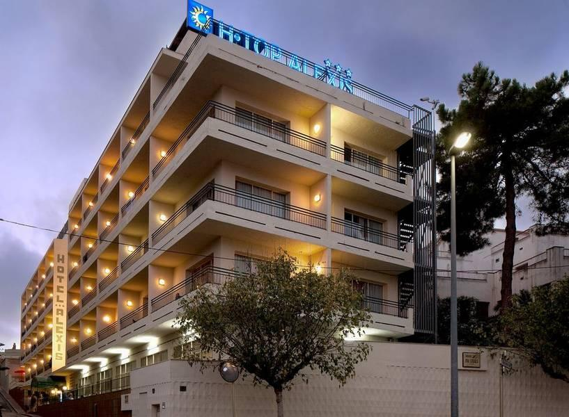 Holidays at H Top Alexis Hotel in Lloret de Mar, Costa Brava