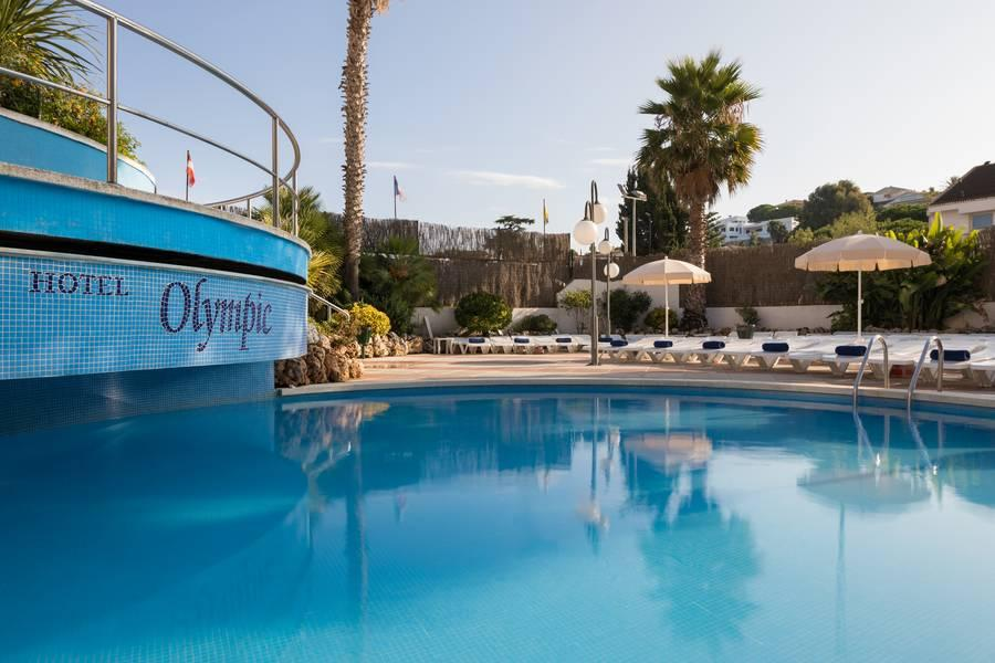 Holidays at H Top Olympic Hotel in Calella, Costa Brava