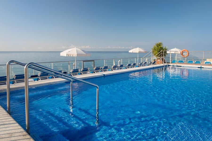 Holidays at H Top Pineda Palace Hotel in Pineda de Mar, Costa Brava