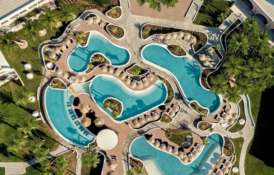 Holidays at Mitsis Norida Beach Hotel in Kardamena, Kos
