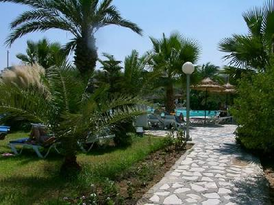 Holidays at Saadia Hotel in Skanes, Tunisia
