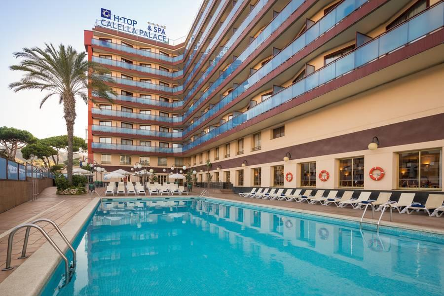 Holidays at H Top Calella Palace Hotel in Calella, Costa Brava