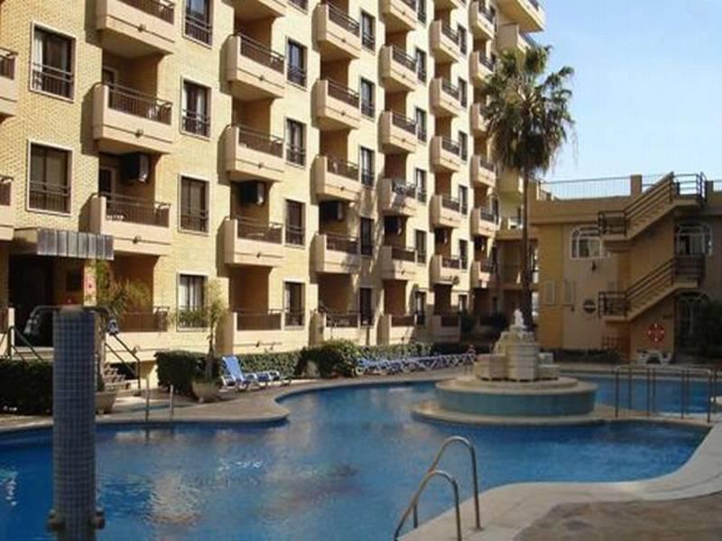 Ronda Iv Apartments Fuengirola Costa Del Sol Spain