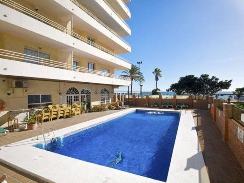 Holidays at Stella Maris Apartments in Fuengirola, Costa del Sol