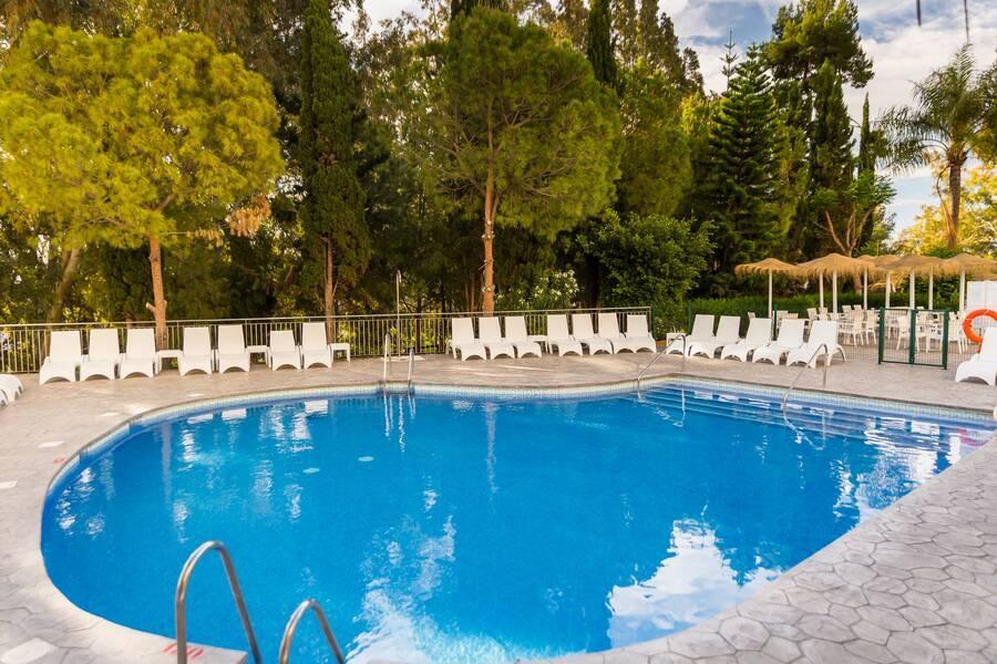 Holidays at Roc Costa Park Suites in Torremolinos, Costa del Sol