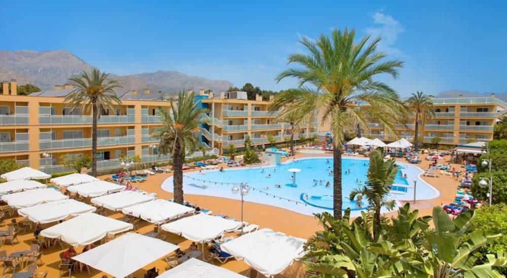 Holidays at Terralta Apartments in Benidorm, Costa Blanca