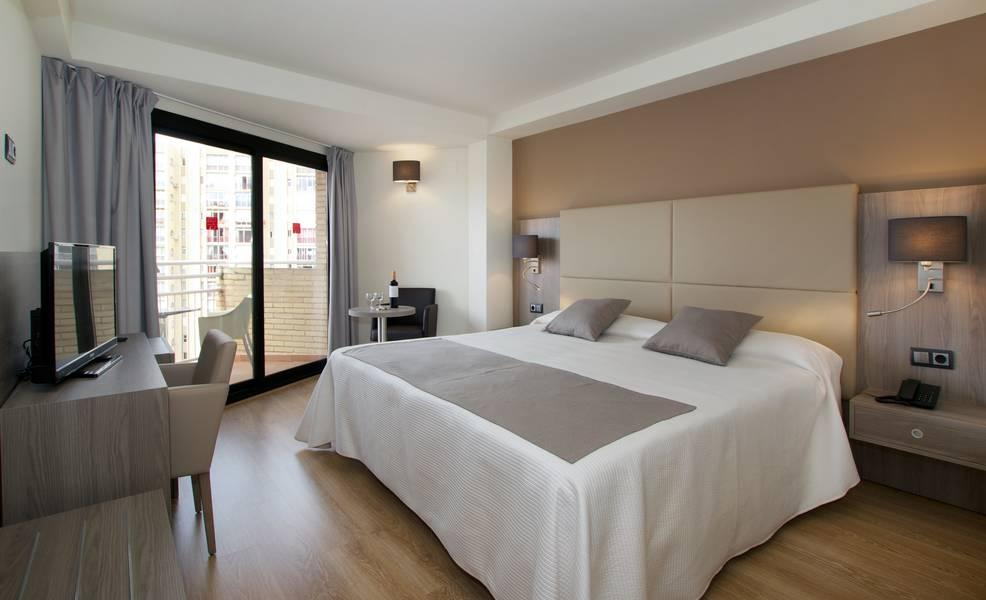 Medplaya Hotel Rio Park Benidorm Spain