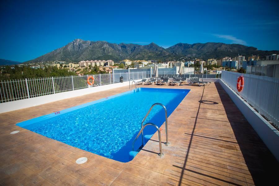 Holidays at OH Marbella Inn Aparthotel in Marbella, Costa del Sol