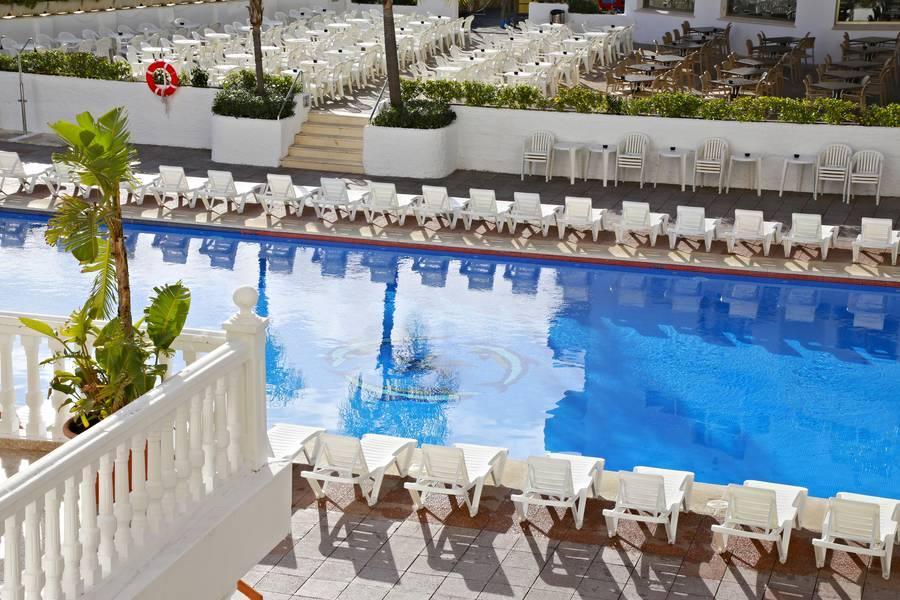Holidays at Marconfort Griego Hotel in Torremolinos, Costa del Sol