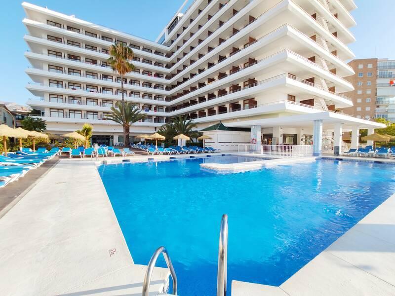 Holidays at Hotel Gran Cervantes by Blue Sea in Torremolinos, Costa del Sol