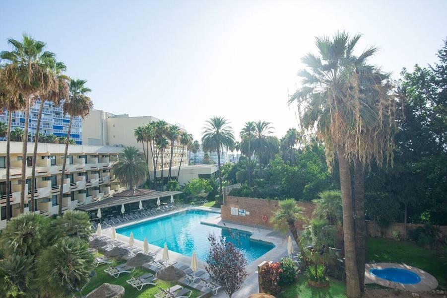 Holidays at Royal Al Andalus Hotel in Torremolinos, Costa del Sol