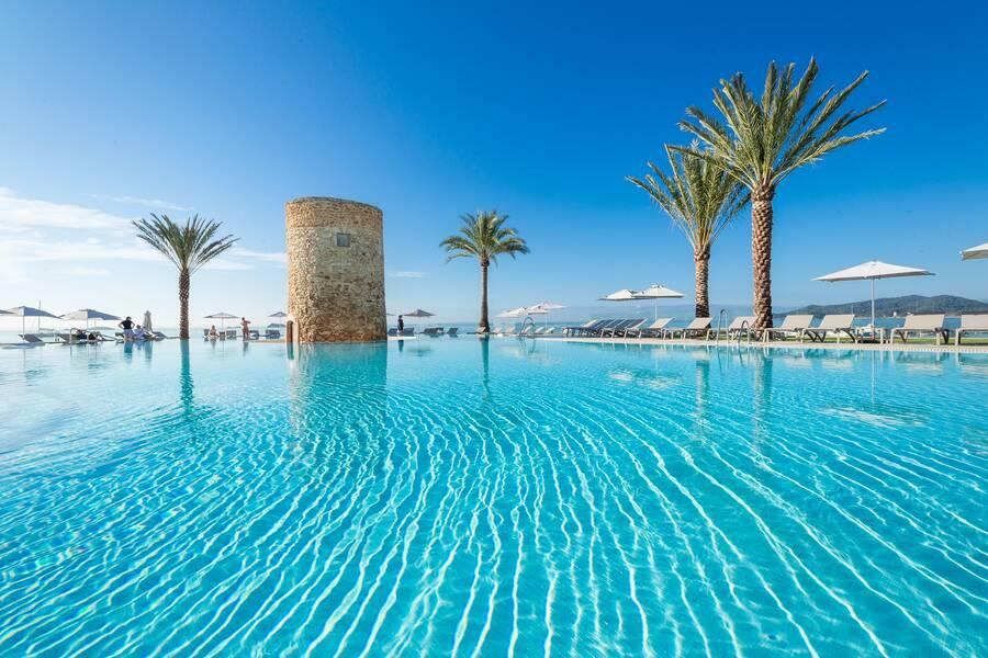 Holidays at Torre Del Mar Hotel in Playa d'en Bossa, Ibiza