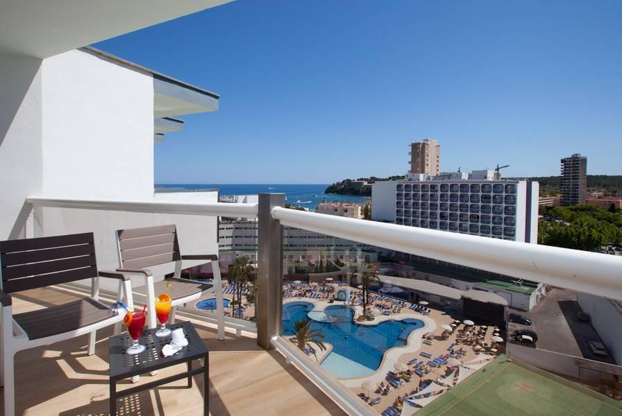 Samos Hotel, Magaluf, Majorca, Spain. Book Samos Hotel online