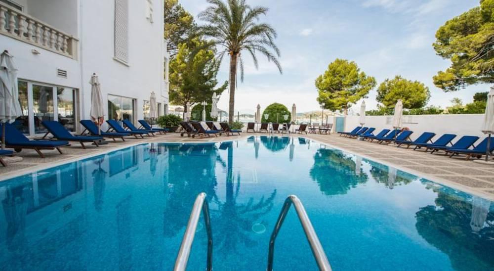 Holidays at Illa D'Or Hotel in Puerto de Pollensa, Majorca