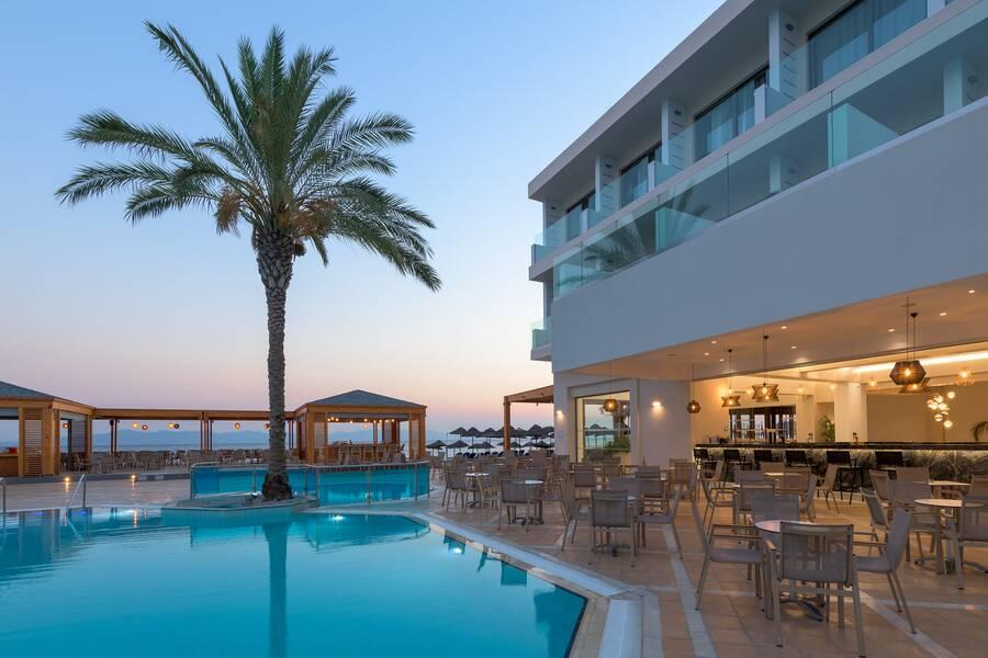 Holidays at Avra Beach Hotel in Ixia, Rhodes