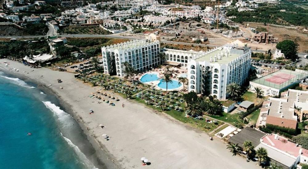 On The Beach Holidays Nerja Spain