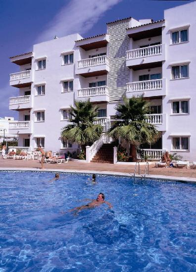 Playa Grande Apartments, Playa d'en Bossa, Ibiza, Spain ...