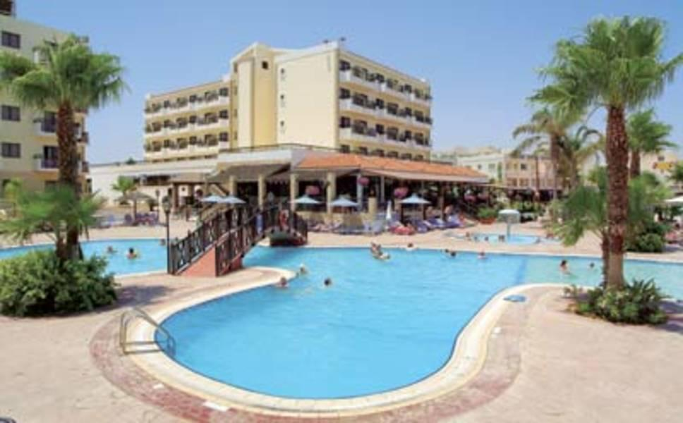 Holidays at Tsokkos Anastasia Beach Hotel in Protaras, Cyprus